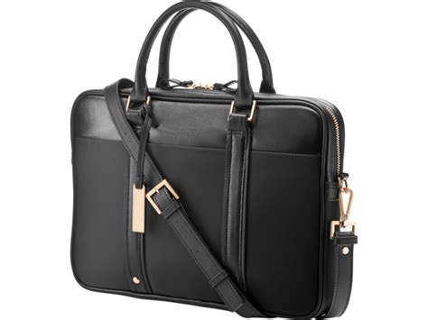 Hp Slim Bag Ez142aa hp spectre slim topload 14 quot laptop bag w5t45aa abl hp 174 spectre