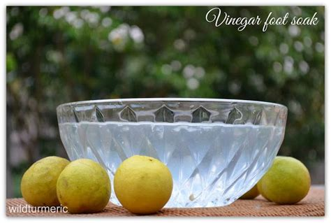 Soak Lemon Rind Detox by Best 25 Foot Soak Vinegar Ideas On Soak