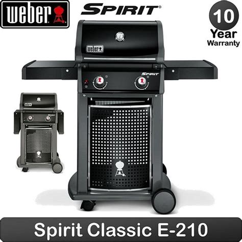 Weber E 210 Original 2510 by Weber Spirit Classic E210 Gas Barbecue Voted Which Best