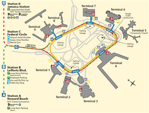 layout jfk airport uk1999 01