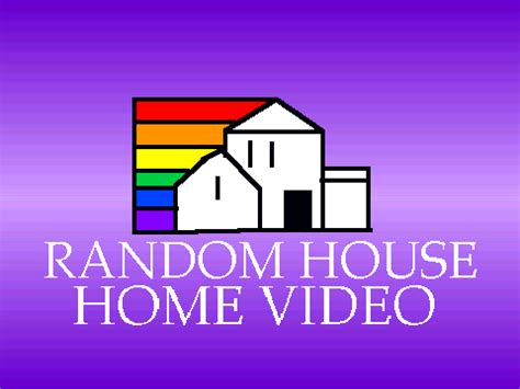 random house kids random house home video logo without rainbow on scratch