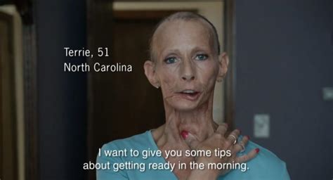 53 year old face n c woman who was face behind anti smoking ads dies of