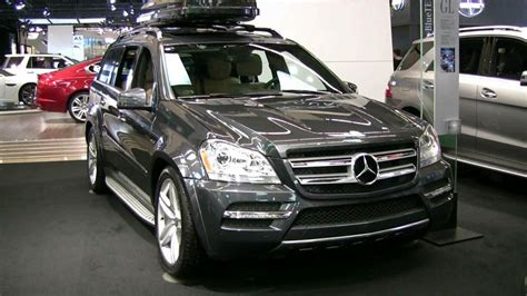 2012 Mercedes Gl350 Bluetec 2012 mercedes gl350 bluetec 4matic exterior and