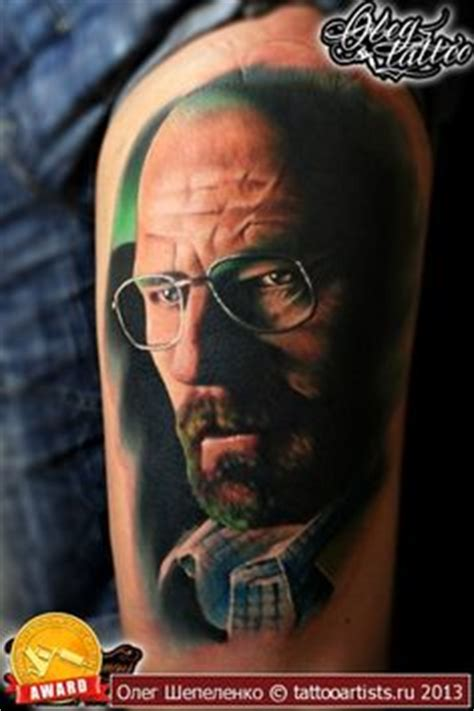 bryan cranston tattoo color on nikko hurtado