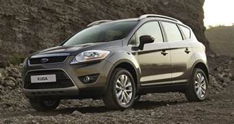 Ford Compact Suv Ford Kuga New Compact Suv Launched Photos 1 Of 5
