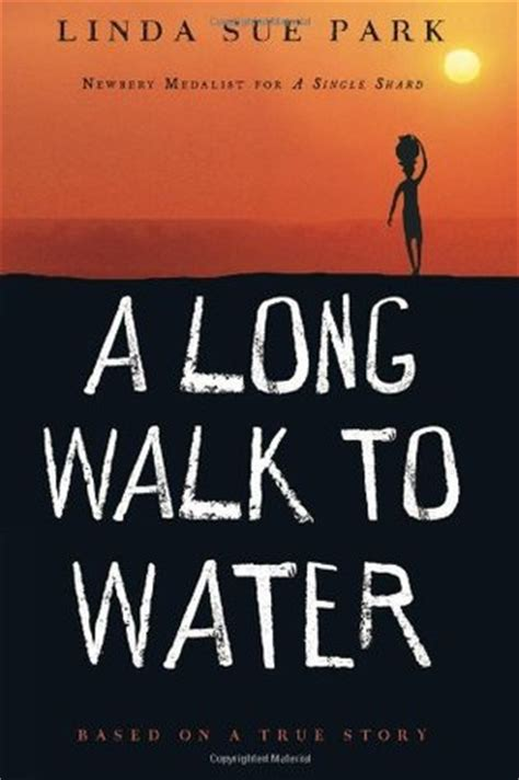 longer picture books a walk to water based on a true story by sue