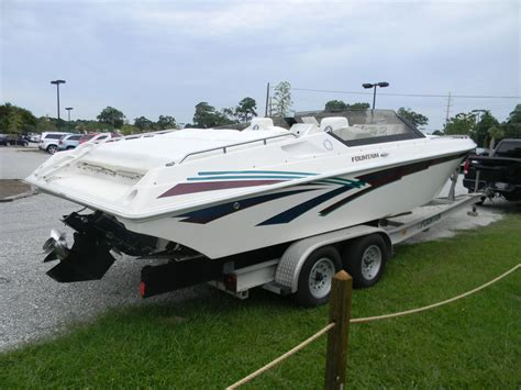 fountain cuddy cabin boat 1997 for sale for 19 995 - Fountain Outboard Boats For Sale