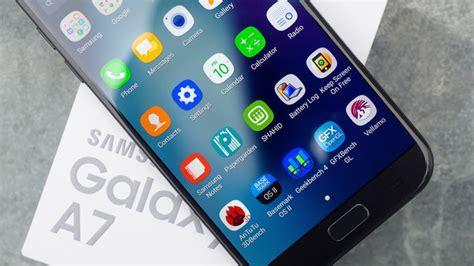 Harga Samsung A5 Nougat android nougat sambangi samsung galaxy a7 dan galaxy a5