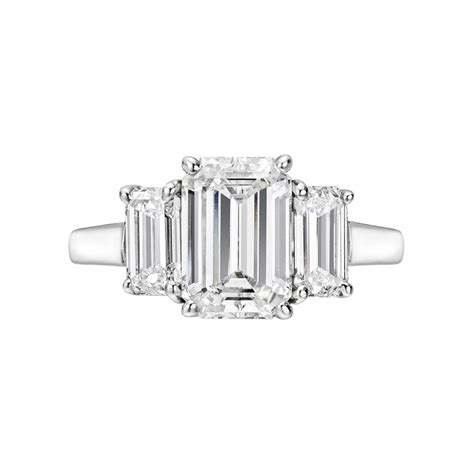 estate betteridge collection 2 02 carat emerald cut