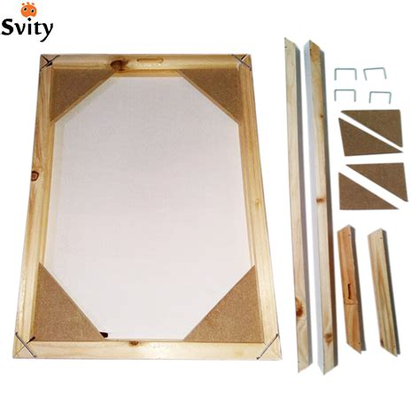 canvas without frame wood frame for canvas oil painting nature wood diy custom