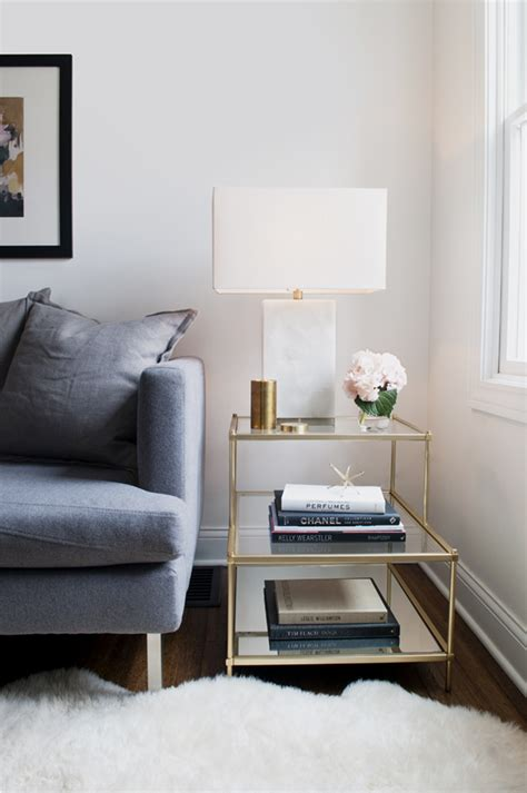 styling a sofa table how to style your sofa side table coco kelley coco kelley
