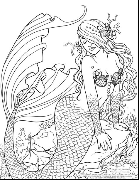 coloring pages mermaids printables free coloring pages of beautiful mermaids new wonderful adult