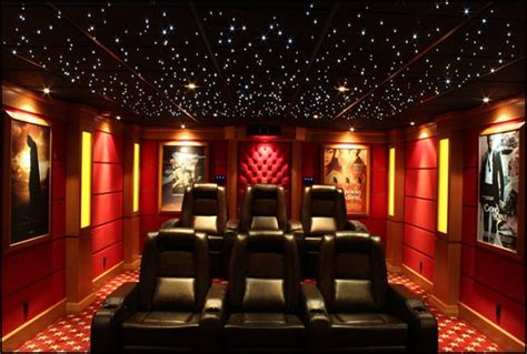 home theater room decor design decorating theme bedrooms maries manor movie themed