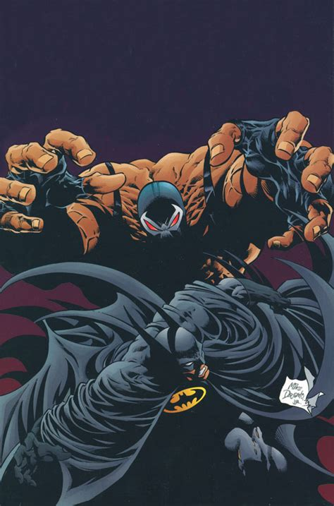 batman knightfall vol 1 heads up dc comics previews march 2012