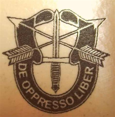 special forces tattoos designs 20 best special forces tattoos images on armed