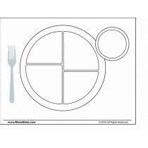 my plate template template of the week free templates