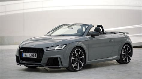 Audi Ttrs Roadster by 2017 Audi Tt Rs Roadster Design