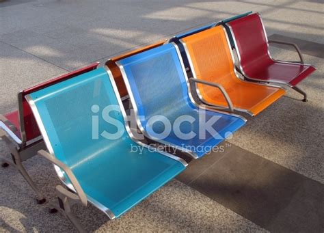 colorful bench colorful modern bench stock photos freeimages com
