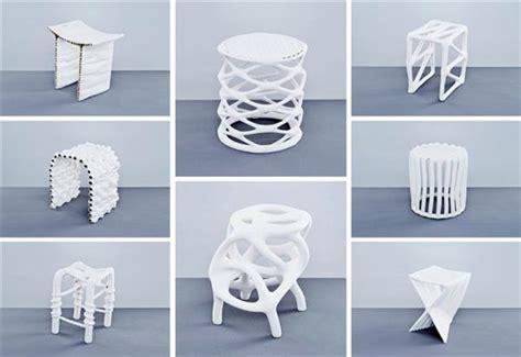 3d Furniture Design 3ders org studio ilio designs impressive furniture using