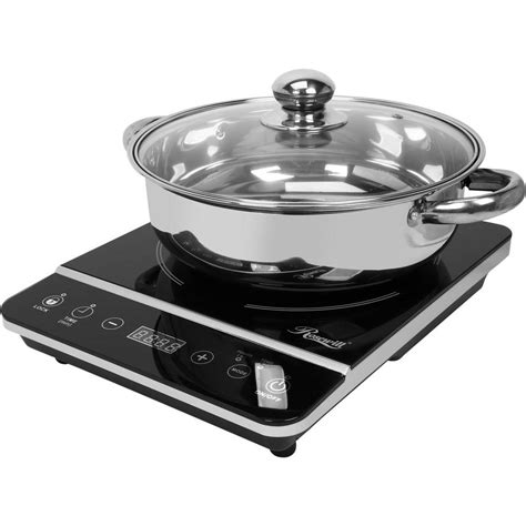 best induction cooker yahoo answers rosewill 1800 watt 8 temperature setting induction cooker rhai 13001 the home depot