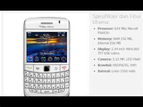 Hp Blackberry Bolt harga hp blackberry bold 9700