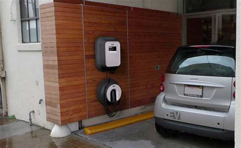 Sellery 19 372 Wall Plugs could limited residential parking put a cap on ev adoption