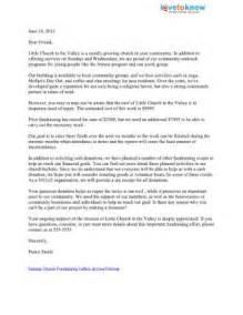 Charity Event Letter Sample Better Fundraising Ideas Sample Sponsorship Letter