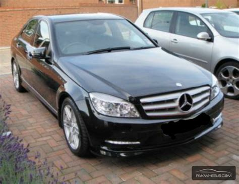 Mercedes Benz C Class C180 2009 for sale in Lahore   PakWheels