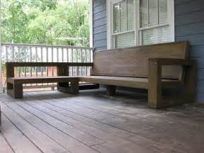 How To Build Sectional Sofa Outdoor Sectional By Ben Robinson Lumberjocks Woodworking Community