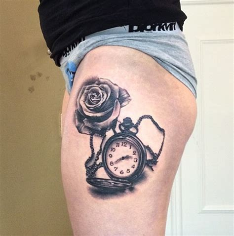 90 best time tattoos that never go out of style