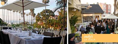 the cottage restaurant la jolla local venues rehearsal dinner spots exquisite weddings