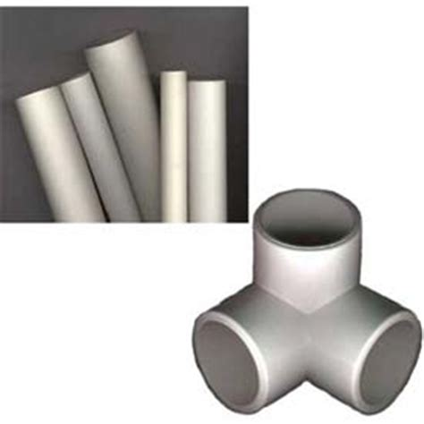 pvc pipe couch plastic pipe fittings globalindustrial com