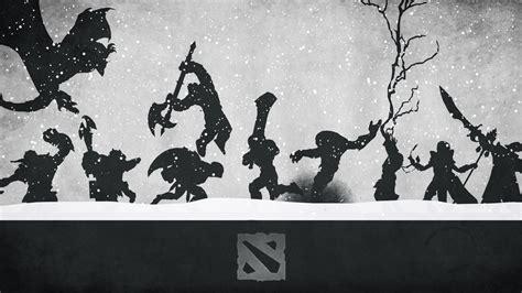 Wall Sticker Birds 50 beautiful dota 2 posters amp heroes silhouette hd