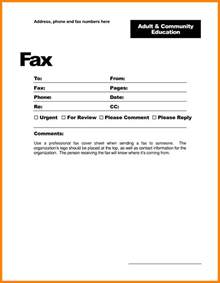 Printable Fax Template by Doc 432561 Sle Fax Cover Sheet Free Fax Cover Sheet