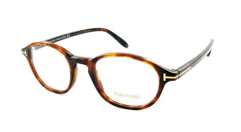 Kacamata Tom Ford Eyewear Frame Coklat L50 monture de lunette homme tendance 2014 www tapdance org