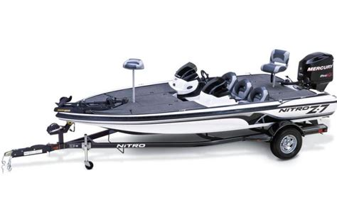 nitro bass boats gear research 2013 nitro boats z 7 on iboats
