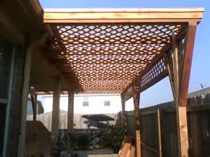 pergola lattice plans pdf woodworking