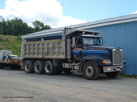 freightliner dump topworldauto gt gt photos of freightliner fld dump photo