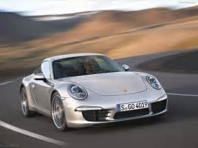 Porsche Carerra S Porsche 911 S 2013 Car Wallpaper 03 Of 14