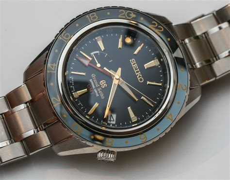 automatic springs grand grand seiko drive gmt sbge015 on