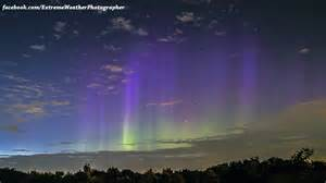 northern lights wisconsin last today s image