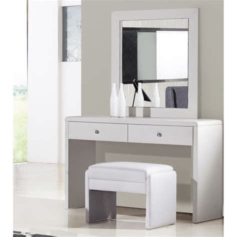 White Dresser With Mirror And Stool by Dresser With Mirror And Stool Bestdressers 2017