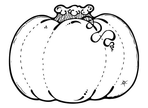 Pumpkin Color Sheet by 195 Pumpkin Coloring Pages For