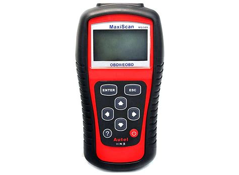 autel maxiscan obd ii eobd scanner code reader  data ms  buy  lowest prices