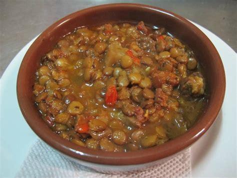 la cocinika de mis recetas antic 225 ncer un mar de lentejas la cocina de beli mar lentejas con