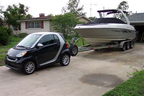 towing smart car whats your tow rig page 86 general discussion