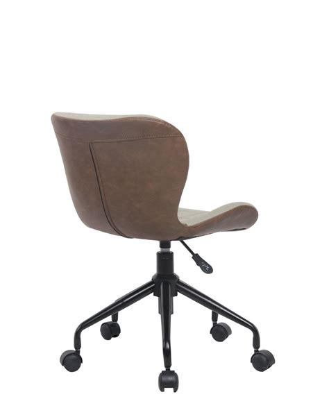 chaises bureau design cara chaise de bureau design pivotante kayelles com