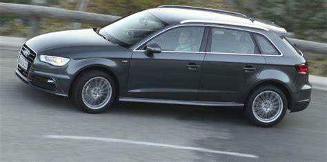 Audi A3 L by L Audi A3 Sportback 1 4 Tfsi Privil 233 Gie Le Confort