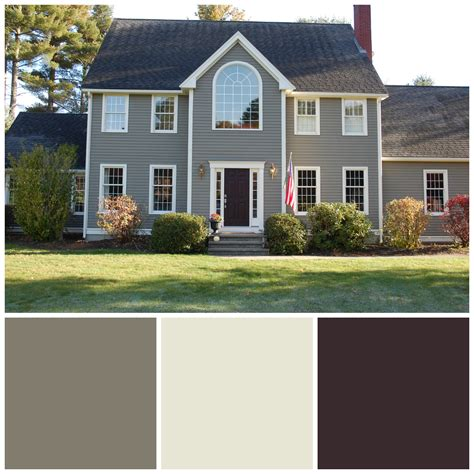 sherwin williams exterior house paint colors color anonymous trim nacre door raisin