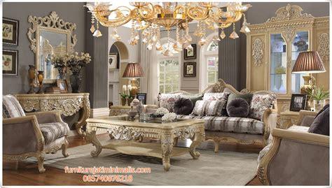 Kursi Ottoman kursi sofa mewah warna putih kursi sofa mewah kursi sofa